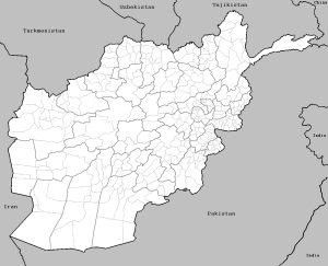 Afghanistan_District